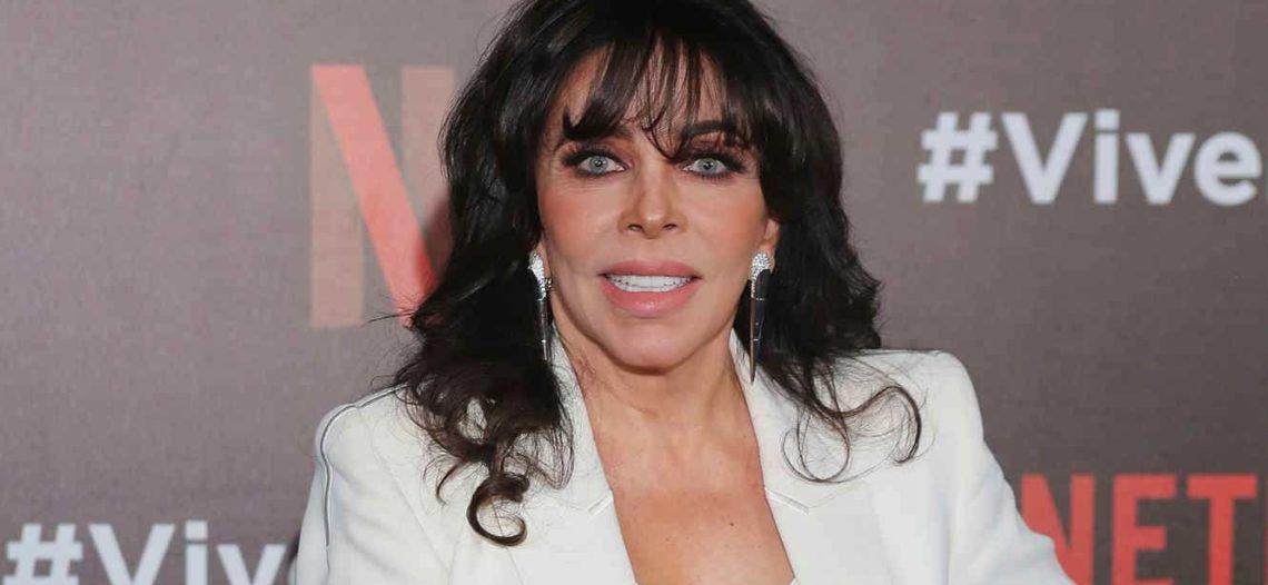 Verónica Castro critica las bioseries y descarta alguna suya
