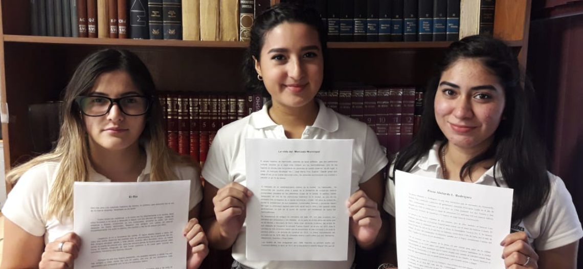 Obtiene Cobach primeros lugares en concurso juvenil literario