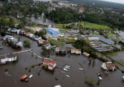 Daños por Florence llegan a 22 mil mdd