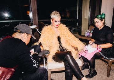 Katy Perry quiere reconectarse con su familia y amigos
