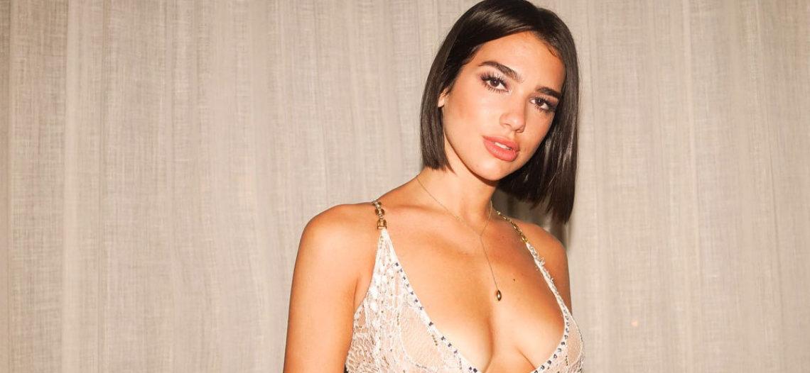 Dua Lipa en bikini supera el millón y medio de 'likes'