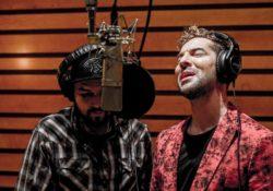 Banda El Recodo y David Bisbal cantan 'Gracias por tu amor'