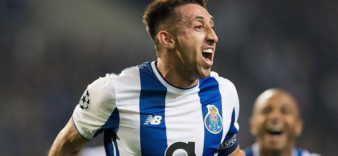 ¿Héctor Herrera se va al Real Madrid?