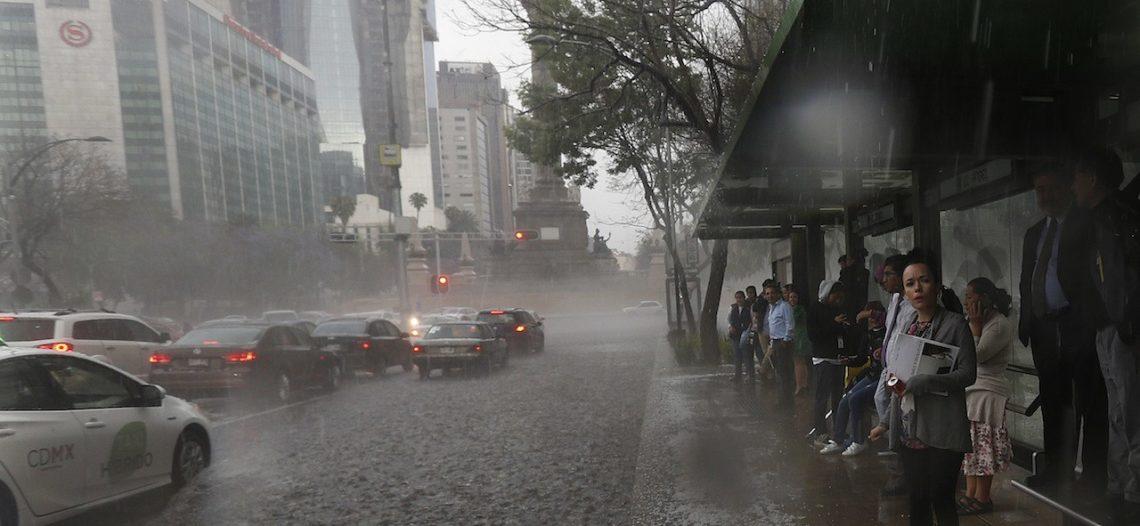 Continuarán tormentas en gran parte del país: SMN