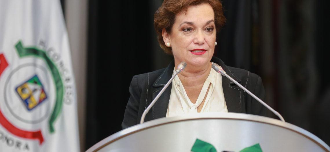 Ley de Austeridad y Ahorro: María Dolores Del Río
