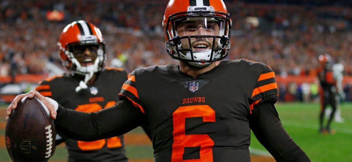 Tras dos años, Browns vuelven a ganar un partido de NFL