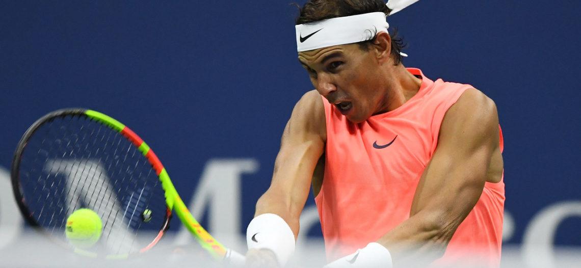Nadal tiene sufrido pase a octavos del US Open