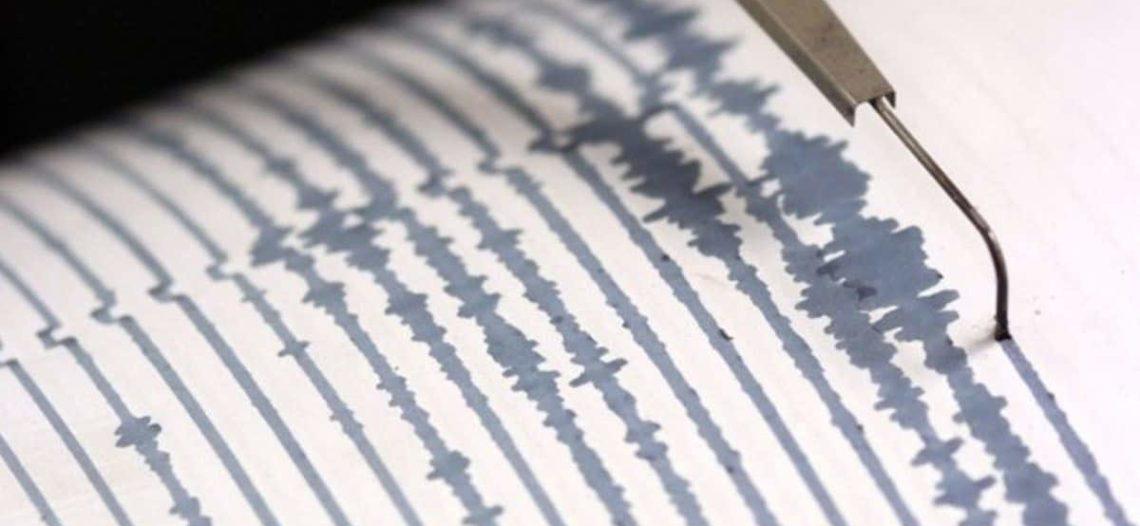 Se registra sismo de magnitud 5 en Chiapas