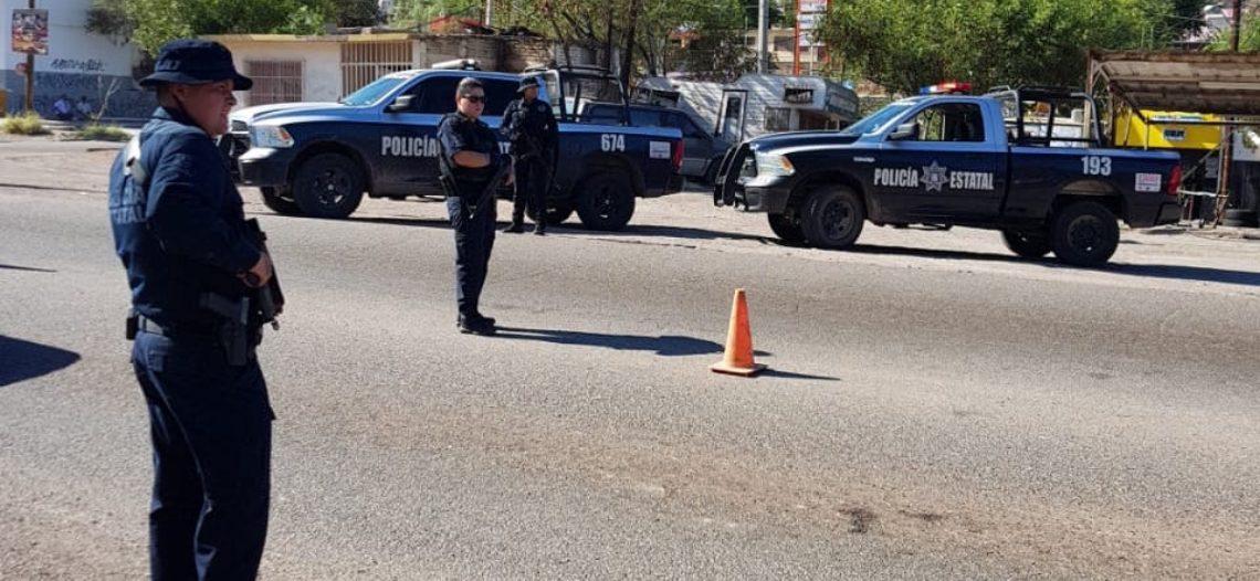 Acciona PESP plan operativo por tierra y aire en Guaymas