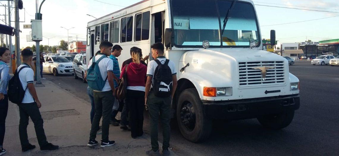 Proponen Consejo Ciudadano que transparente operación del transporte