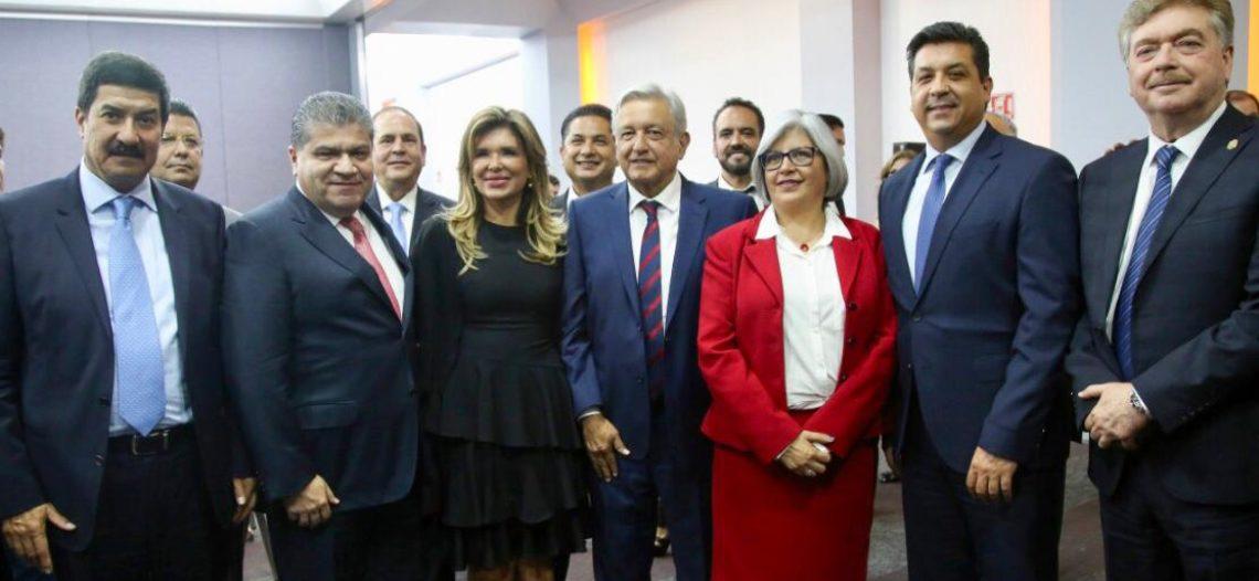 Celebra Gobernadora apoyo del Presidente Electo a municipios fronterizos