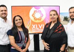 Invita ISC a disfrutar el Festival Cervantino en Peñasco