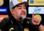 Maradona quiere dirigir a la Selección Mexicana