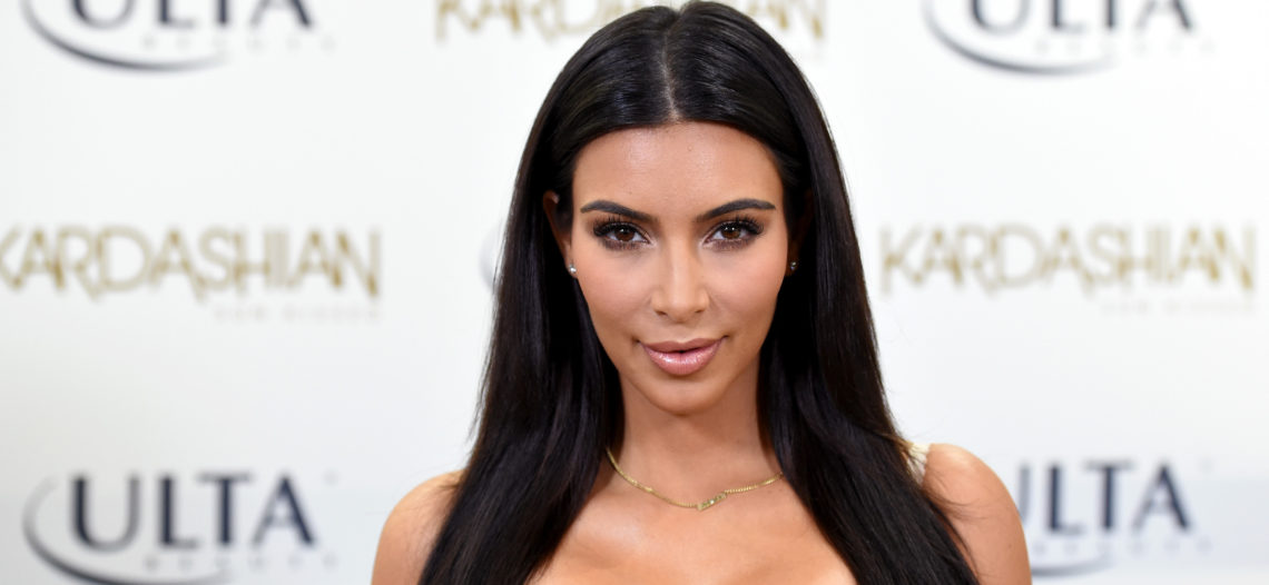 Kim Kardashian enciende las redes