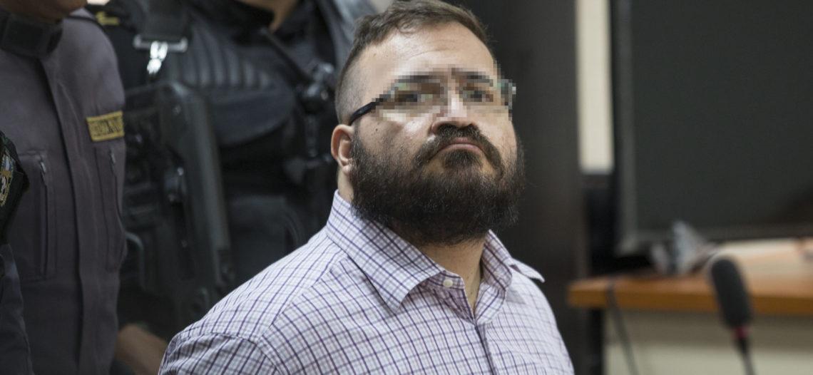 Exige Javier Duarte respetar su presunción de inocencia