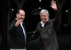 Habrá más infraestructura para Aguascalientes: AMLO