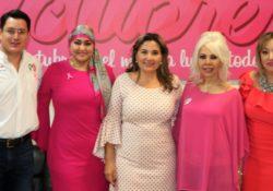 Se suma PRI Hermosillo a la lucha por la prevención del Cáncer de mama