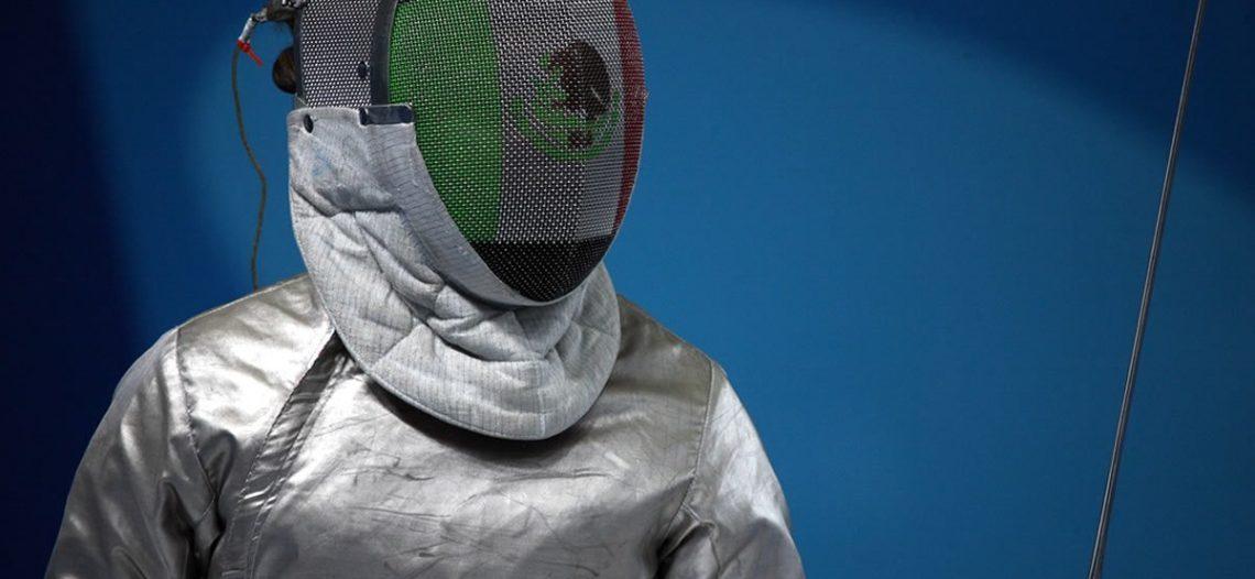Medalla de plata para México en esgrima de JOJ