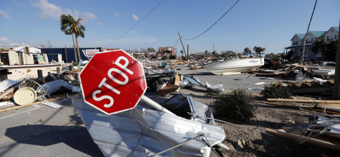 Sube a 6 la cifra de muertos por huracán 'Michael' en EU