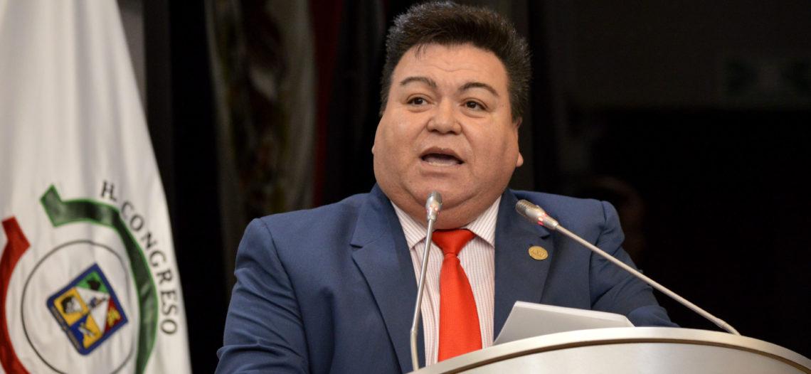 Diputado Lizárraga propone incremento a las penas por delitos sexuales