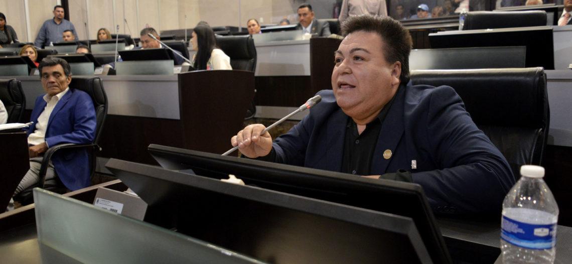 Grupo Parlamentario del PT conmemora a Jesús García
