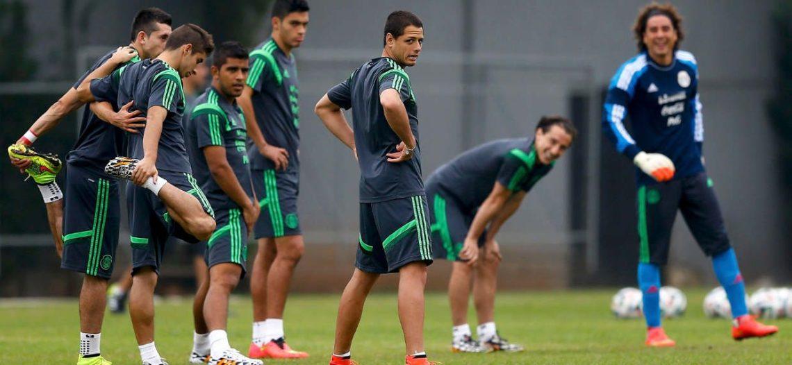 Selección Mexicana baja un puesto en el ranking FIFA