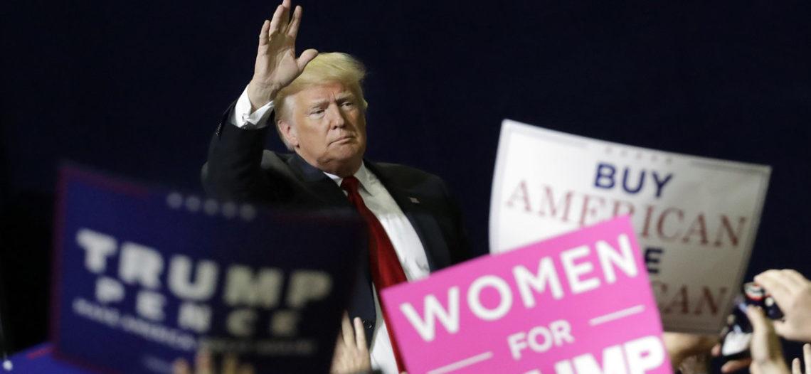 Trump se enfrenta a prueba de fuego