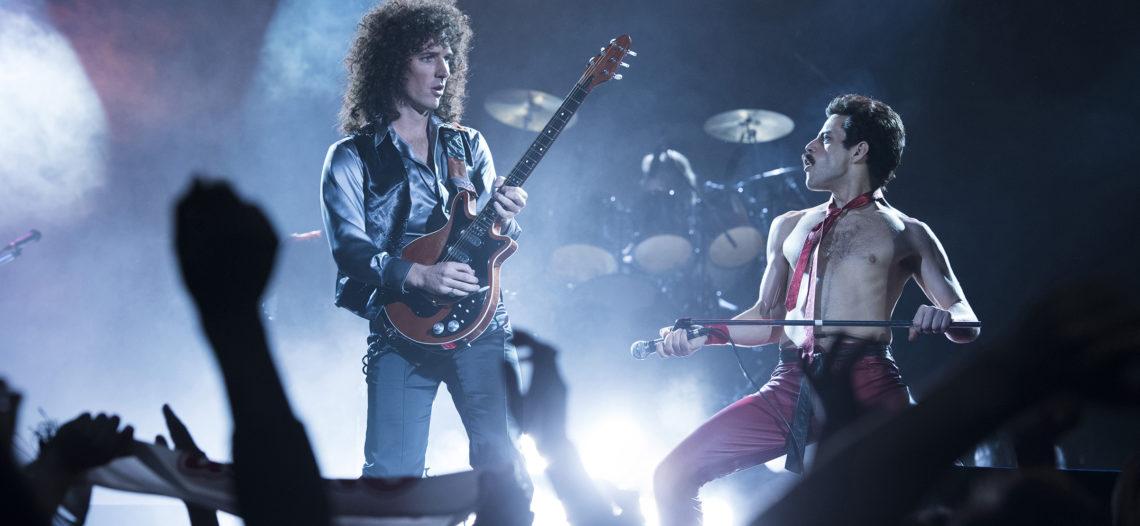 Recauda 'Bohemian Rhapsody' 50mmd en semana de estreno