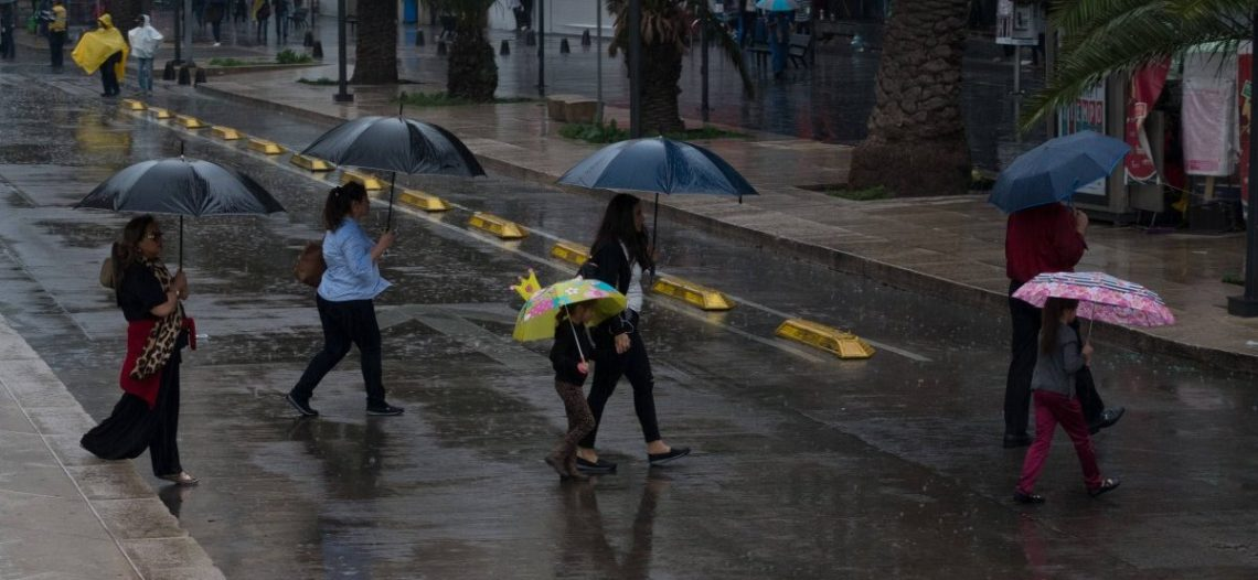 Habrá tormentas intensas en 14 entidades del país