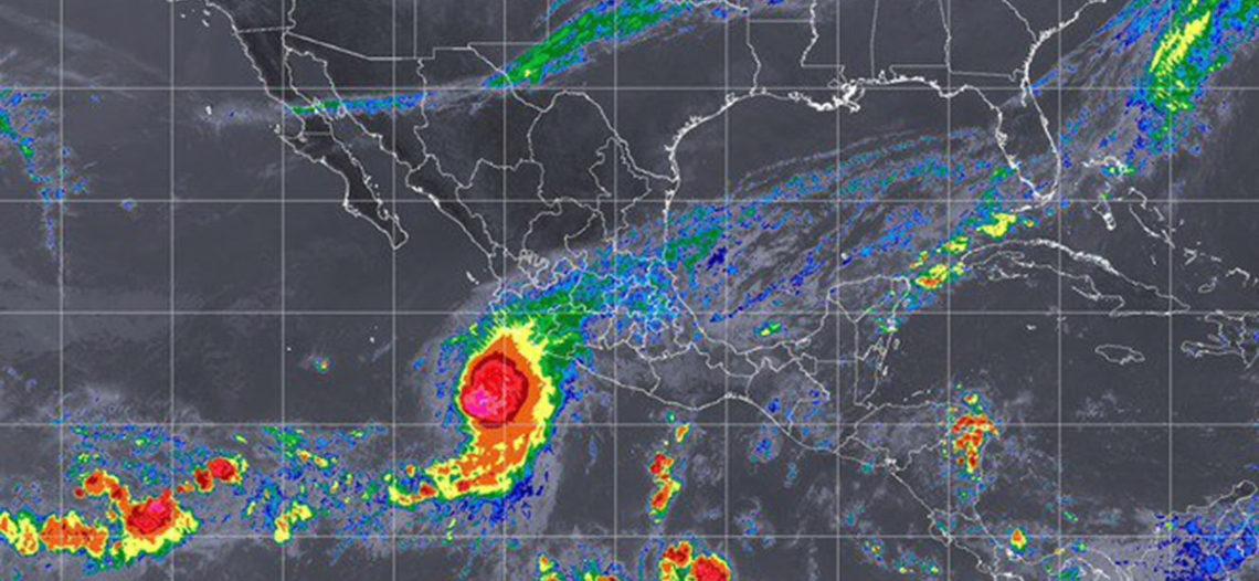 'Xavier' provocará tormentas muy fuertes en cuatro estados