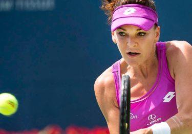 Agnieszka Radwanska se despide del tenis
