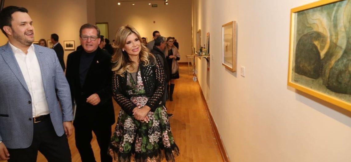 Inaugura Gobernadora Exposición Arte Contemporáneo Mexicano Sonora 2.0
