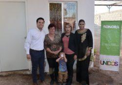Entrega Sedesson cuartos-dormitorios en Hermosillo