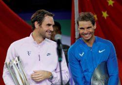 Nadal y Federer, unidos por Europa