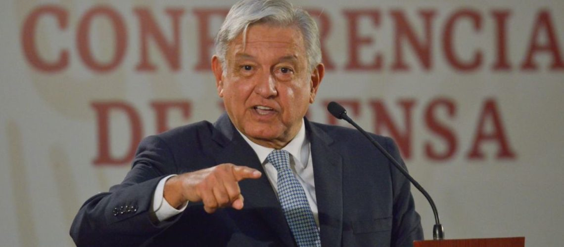 Pemex se mudará a Campeche, anuncia López Obrador