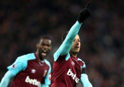 'Chicharito' de regreso, doblete y goleada del West Ham