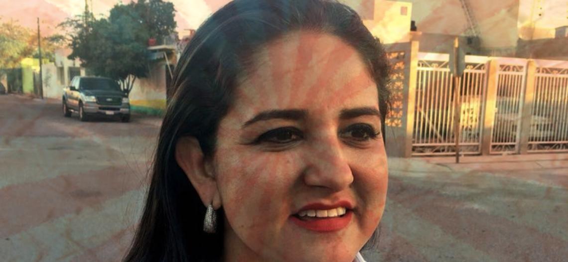 Célida López adelgaza Ayuntamiento de Hermosillo