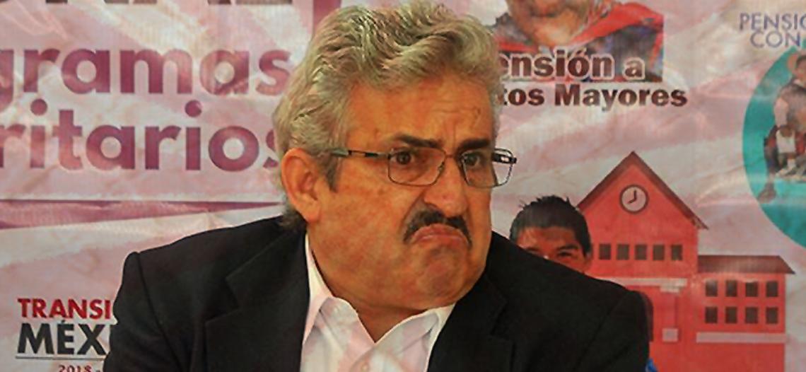 """""""Haber sido padrecista no es pecado"""": Taddei Bringas"""