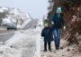 Reportan temperatura inferior a -5 grados en montañas de BC