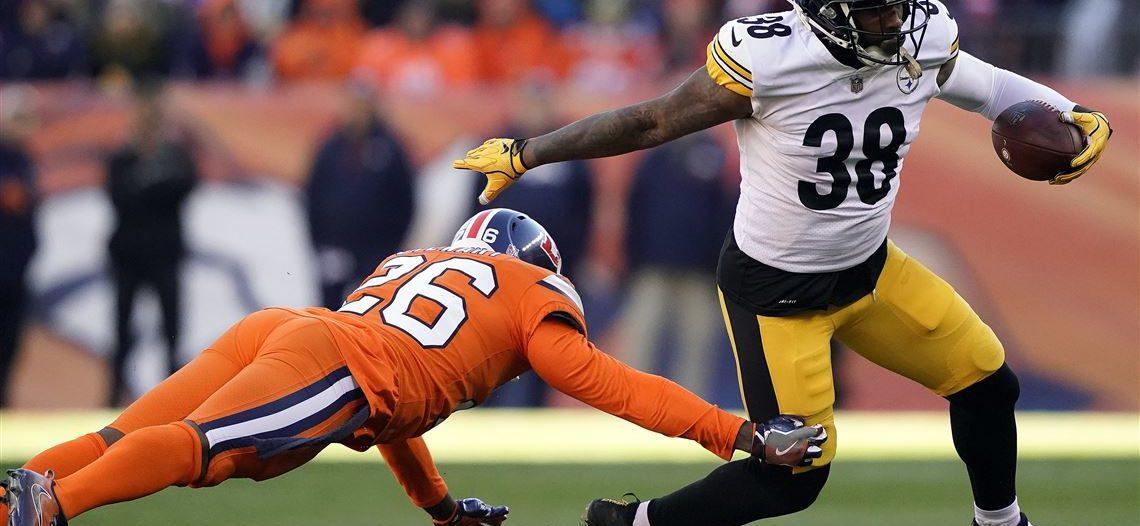 Samuels quiere encargarse del ataque terrestre de Pittsburgh