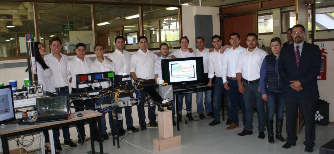 Elaboran alumnos de UTH celdas de manufactura flexible