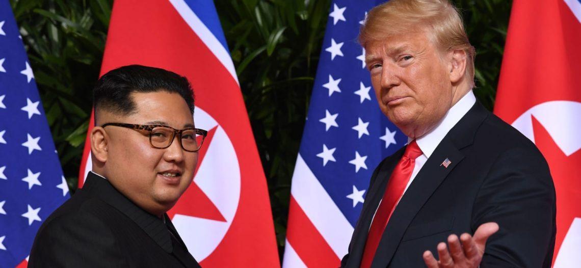EU y Corea del Norte celebran reunión previo a cumbre Trump-Kim