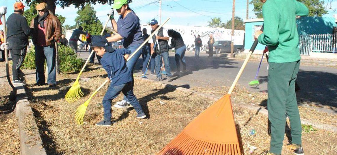 Transforman servidores públicos la imagen del bulevar Las Torres