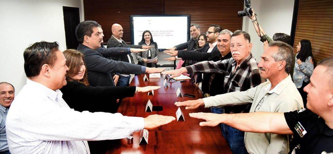 Nueva etapa para Hermosillo en materia de Transporte: Celida López