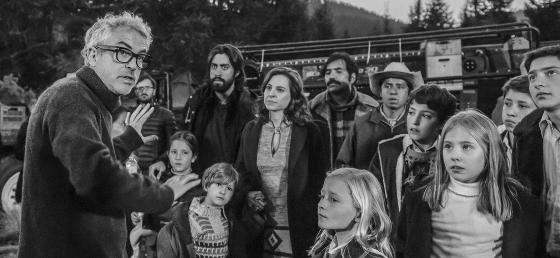 'Roma', primer cinta en español nominada a Mejor Película