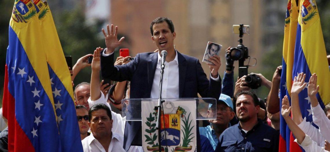 Juan Guaidó agradece apoyo de EU y 11 países latinoamericanos