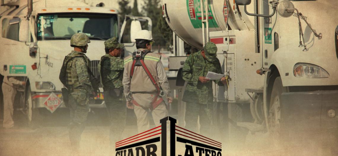 PEMEX Guaymas se sacude por la Sedena y… a tapar el poliducto