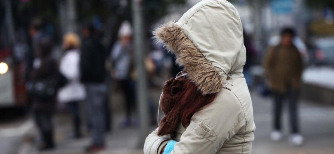 Persisten bajas temperaturas en gran parte del país