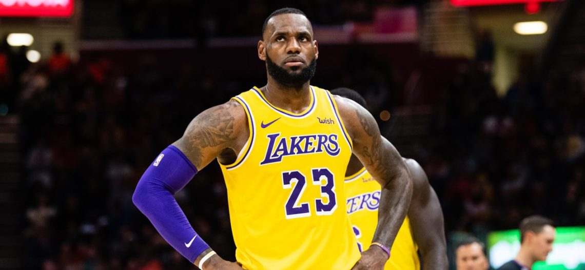 Lakers siguen sufriendo sin LeBron James