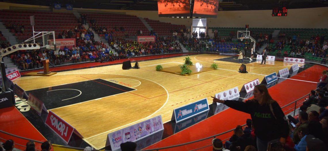 Arena Sonora, la nueva era del deporte sonorense